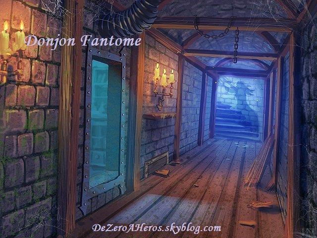 08) Le Donjon Fantome