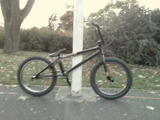 Mon BMX : )
