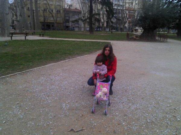 Mà fille e moi