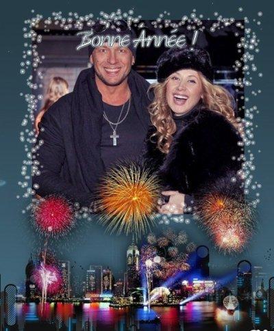 Très bonne Année 2011 à tous les Anges et ceux et celles qui me connaisse....