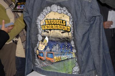 F95 Custom Airbrush Jeans Jacket Graffiti Veste Denim OxnraHxIw