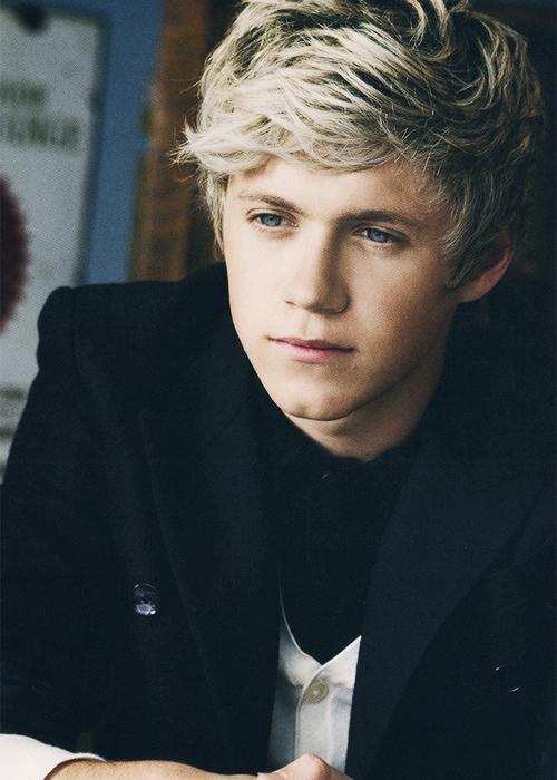 Niall Hood alias Niall Horan