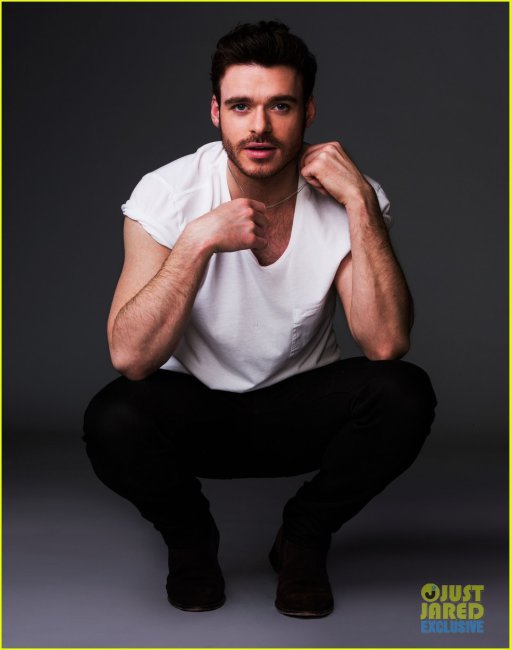 Andrew Scott Alias Richard Madden
