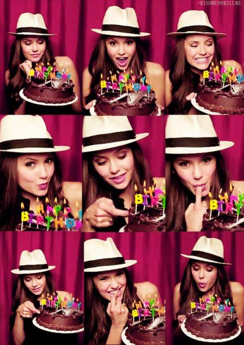 Happy 22nd bday Nina!