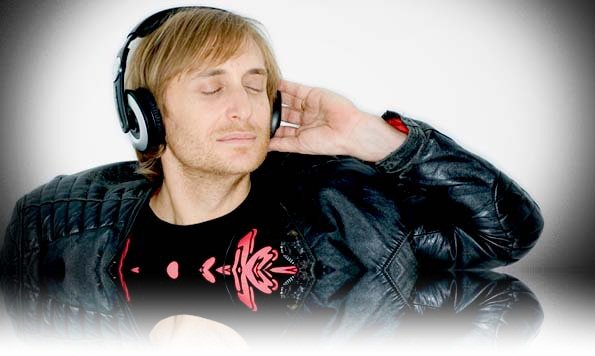 Zoom sur un DJ...David Guetta !