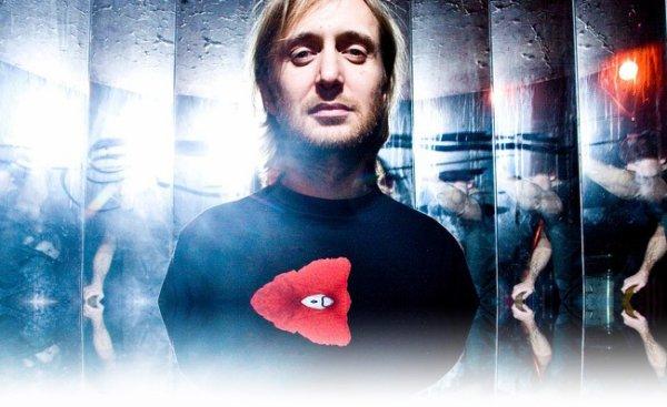 Zoom sur un DJ...David Guetta !