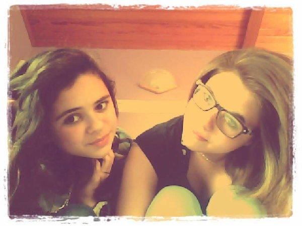 M'loveuh & moi :) <3