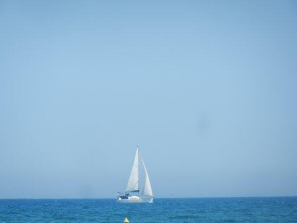 Colo à la mediterranée