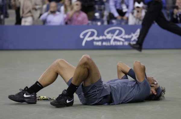 US Open ...
