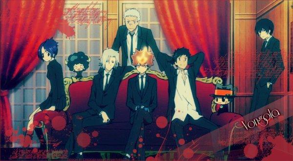 Présentation du Manga Reborn
