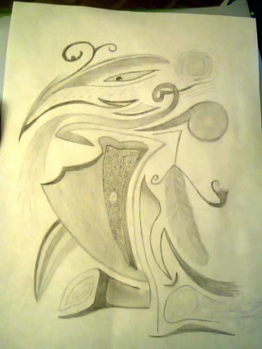 My univers! le dessin et moi est une connection compté comme une relation intime entre moi le crayon et lepapier