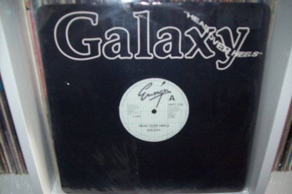 GALAXY Feat Phil FEARON - Head Over Heels 1982 ENSIGN Records