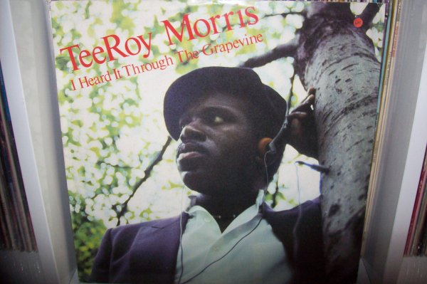 Teeroy MORRIS - Hold On Tight ( Long Version ) 1983.