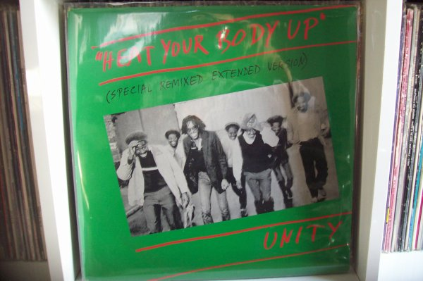 UNITY - Heat Your Body Up ( Spécial Remixed Extented Version ) 1983