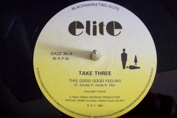 TAKE THREE- This Good Good Feeling ( Special Remix ) 1984 ELITE.