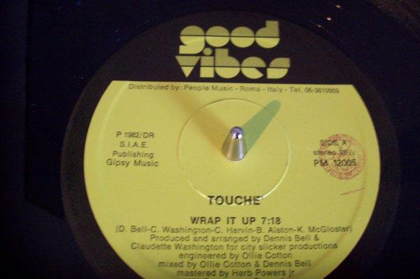 Touché - Wrap it Up 1982 GOOD VIBES