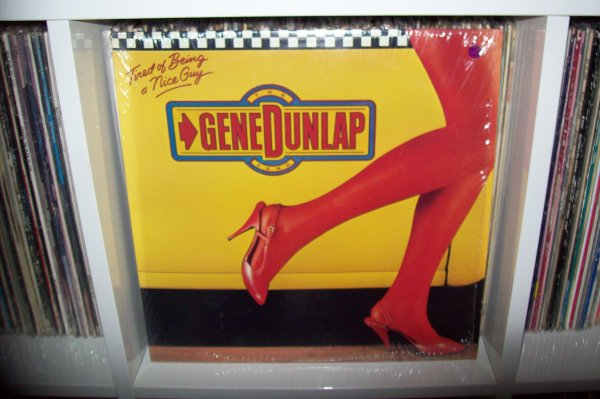 Gene DUNLAP - Your Love Is Too Much  1983 CAPITOL Records.