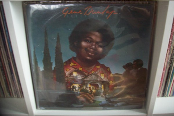 Gene DUNLAP -  Party In Me  1981 LP CAPITOL Records