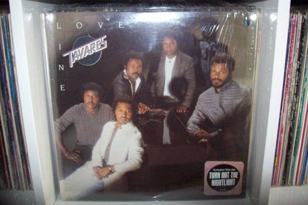 TAVARES - Better Love ( Pitch Version ) 1981 LP CAPITOL Records.
