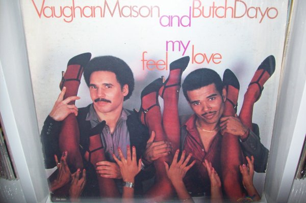 Vaughan MASON & Butch DAYO - Feel My Love 1983 LP SALSOUL Records