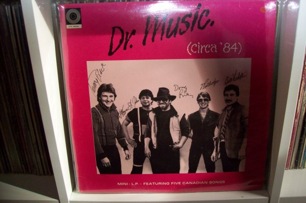 Dr MUSIC - Two Can Play 1984 CANADIAN TALENT