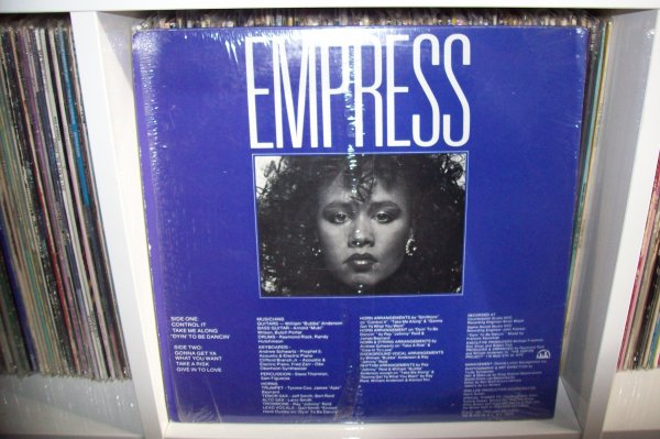 EMPRESS - Give In To Love PRELUDE Records
