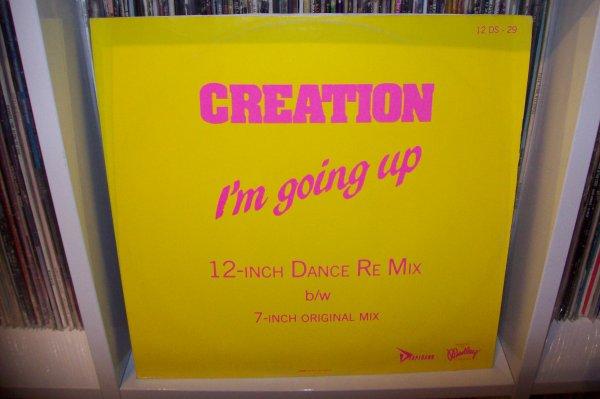 "CREATION - I'm Going Up ( 7"" Version ) DESPERADO Records"