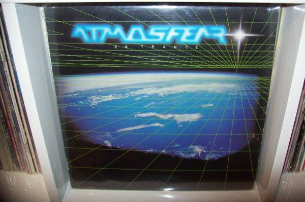 ATMOSFEAR - Free Tonight 1981  LP ELITE MCA Records