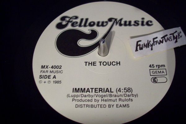 THE TOUCH - Immaterial 1985