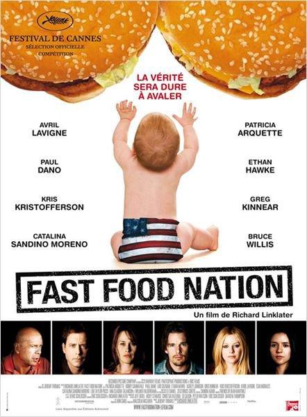L'industrie du fast food n'a pas seulement contribué à transformer le régime alimentaire des Américains, mais également leurs paysages, leur économie, leur main-d'½uvre et leur culture populaire