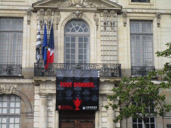 """Notre 1er mai 2019 à Rennes ... Péginou pourra dire """"j'y étais"""" !"""