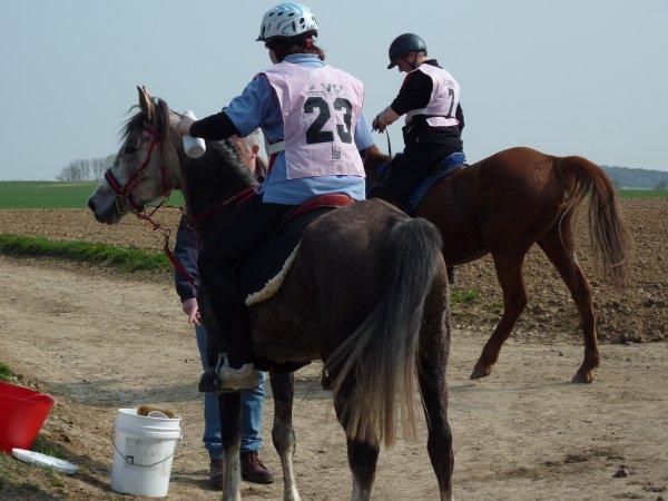 Bierbeek, le 26 mars 2011: 40km HC
