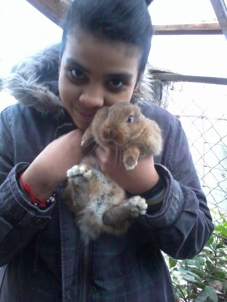 Ma petite lapine chériie ♥