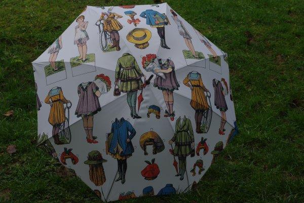 Parapluie du musée de l'image d'Epinal