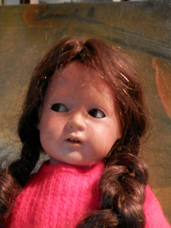 poupées schildkröt