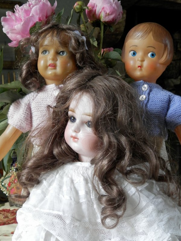 Bonne fêtes les poupées