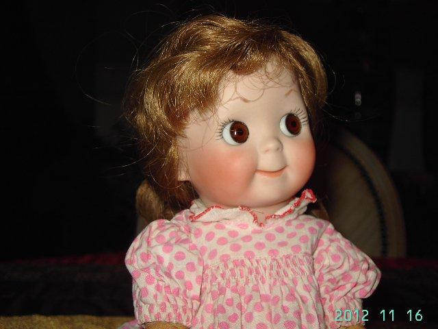Les poupées et moi....