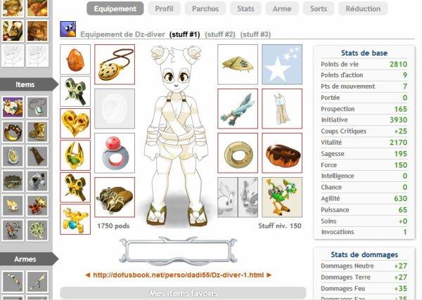 stuff panda lvl 150 (actuelement lvl 128)