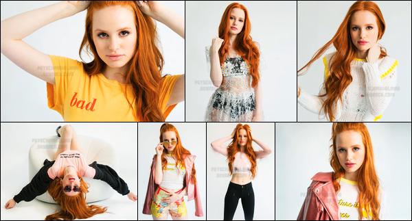 Découvrez le photoshoot pour le « Popular Magazine » de Madelaine Petsch