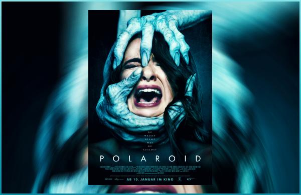 - '-● STILLS- Découvrez les stills pour le prochain film « Polaroid » de Miss Madelaine Petsch ! -
