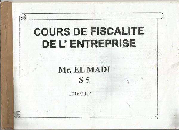 Cours Economie & Gestion