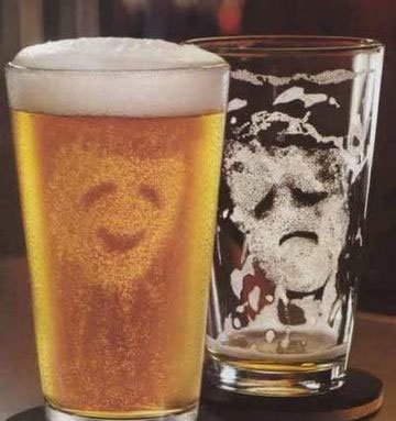 Avez vous un problème avec l'alcool?