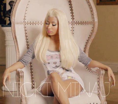 Nicki Minaj  -  Right By My Side