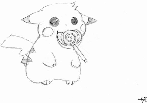 et un pitit pikachu