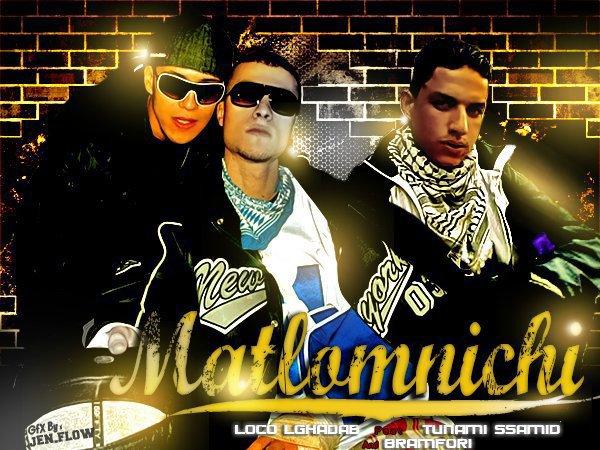 MaTLoMNiCHi..!! [ new SiNGLe ]  ( 2NaMi SSaMiD Feat BRaMFoRi and LoCo LGHaDaB ). 2012
