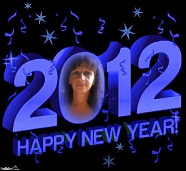 bonne année mes amis(ES) sky rock