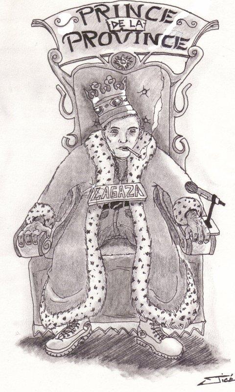 Prince de la Province feat K-Zaoui (2012)