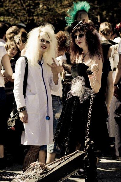 Zombie Walk. ♥