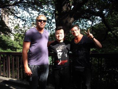 Jack Swagger & Evan Bourne