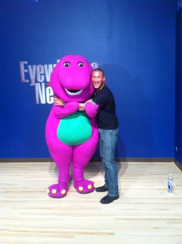 Randy Orton & Barney